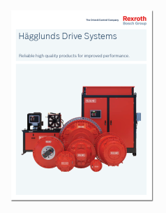 Brochure Hägglunds Drive Systems