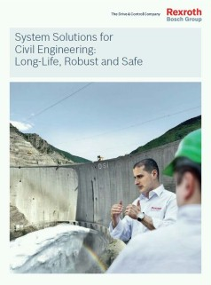 System Solutions for Civil Engineering Long Life, Robust and Safe