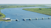Coastal protection by Rexroth #flood protection