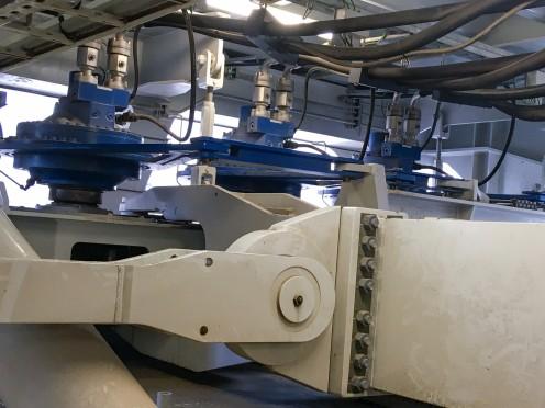 Drive solutions for Shiplock IJmuiden