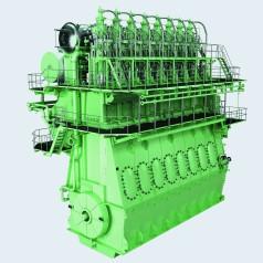 2-stroke engine, MAN Diesel & Turbo