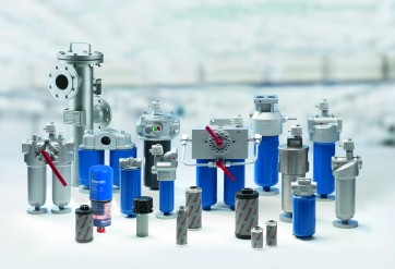 Rexroth range of filters