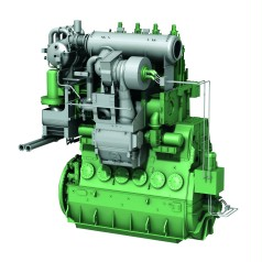 Turbo hydraulic system-components