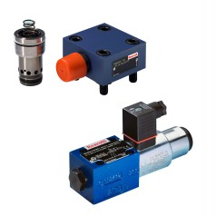 Cartridge and directional valves