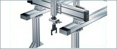 Our precision multi-axis systems for linear motion technology allow speeds up to 1.0 m/s.