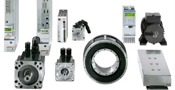 Electric Drives and Controls products