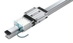 Linear motion technology for automotive final assembly
