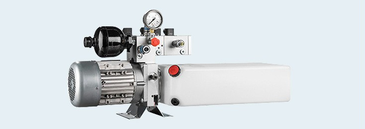 Kompaktaggregat Serie CPM-MT