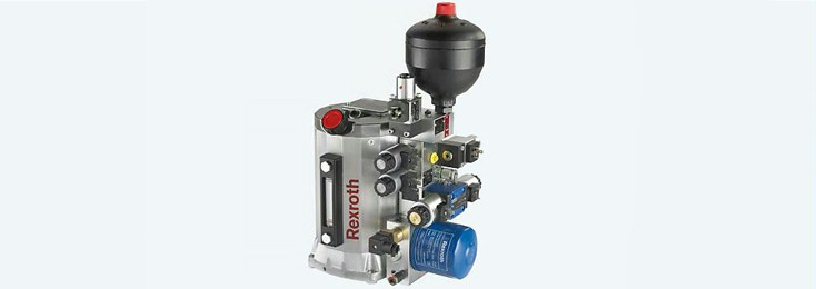 Compact power units for use in Cutting machine tools