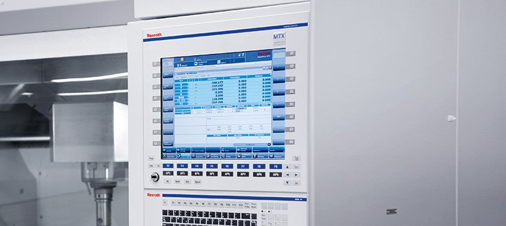 Electric Drives and Controls from Rexroth