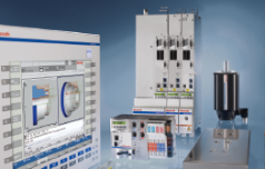 Rexroth process visualization and intuitive user interface