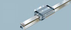 Roller Rail Systems - High stiffness and load capacity