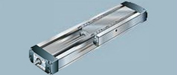 Compact linear modules for back-end wafer handling