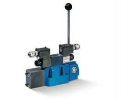 Proportional marine valve