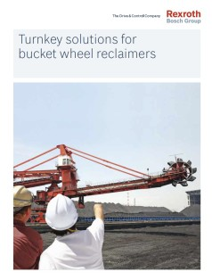 Brochure: Turnkey solutions for bucket wheel reclaimers