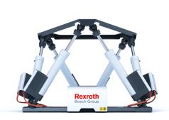 eMotion-6000 - 6dof motion plaftorm