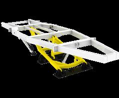 cMotion-33000 - 3dof motion platform