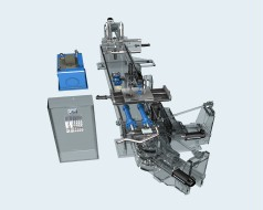 Rexroth bending, drawing and spinning machine