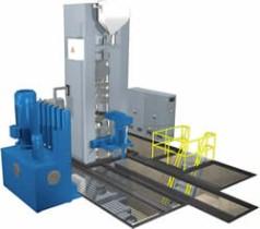 Powder metal presses