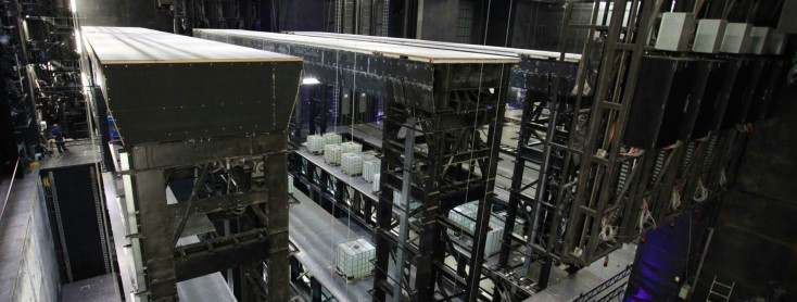 Lower Stage Machinery Trap Lifts Stage Lifts And Stage