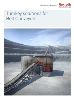 Folder Turnkey solutions for Belt Conveyors