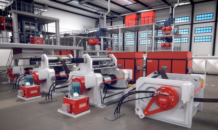 Rubber processing – Machinery and Equipment for Rubber Processing