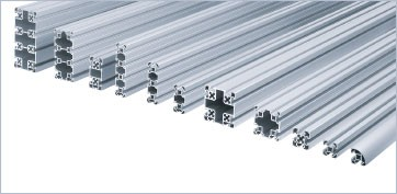 Aluminum profiles: Products   Bosch Rexroth AG