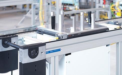 Transfer system TS 2plus | Bosch Rexroth AG