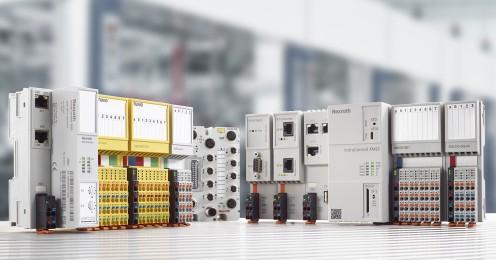 Schema Di Cablaggio Plc : Embedded control xm bosch rexroth ag