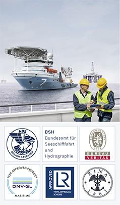 Marine certification