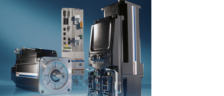 IndraDrive Mi - decentralized drive system by Bosch Rexroth