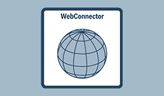 WebConnector – simply connect automation and web environment