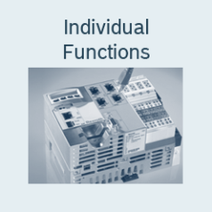 Open Core Interface – Individual Functions