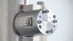 Cylinder Integrated Measuring System