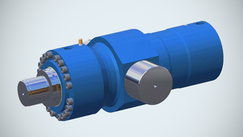 Configurable Industry Cylinders