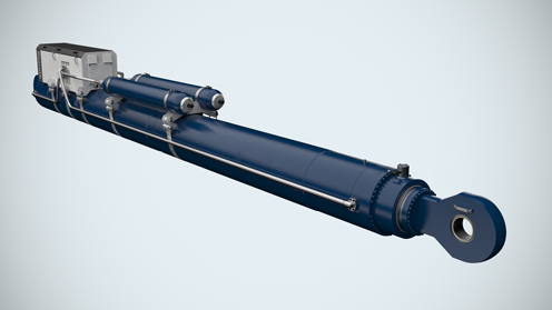 (Large) Cylinders and (electric) actuators