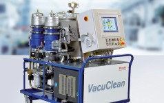 How to minimize machine downtime with oil cleanliness.