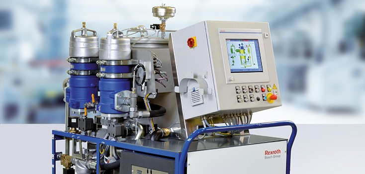 Bosch Rexroth Life Cycle Management
