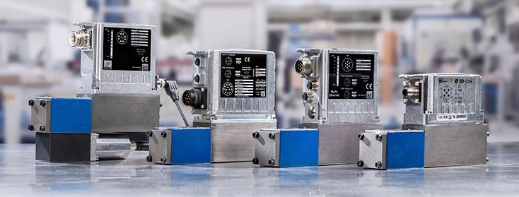 Hydraulic digital interfaces