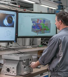 Quality processes complying with the highest standard