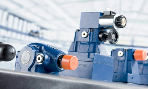 Full Range of On/Off Valves from Bosch Rexroth