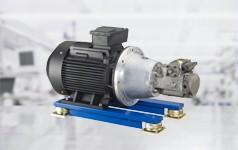 Motor/pump assemblies