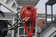 Hydraulic marine motor