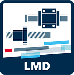 Icon for the Linear Motion Designer LMD
