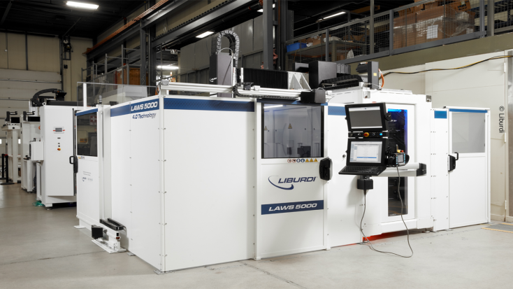 Liburdi Automated Welding System