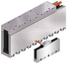 Linear motors MCL – dynamic and compact