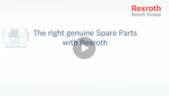 Spare Parts by Bosch Rexroth