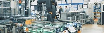 APAS automates complex welding line