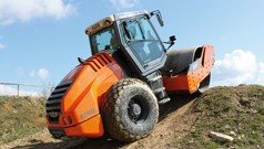 Hamm roller-compactors put their faith in the GFT 8000 gearbox