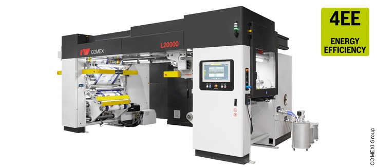 Automation solution for laminating and coating machines